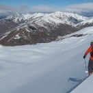 Towers Ridge – access from Treble Cone