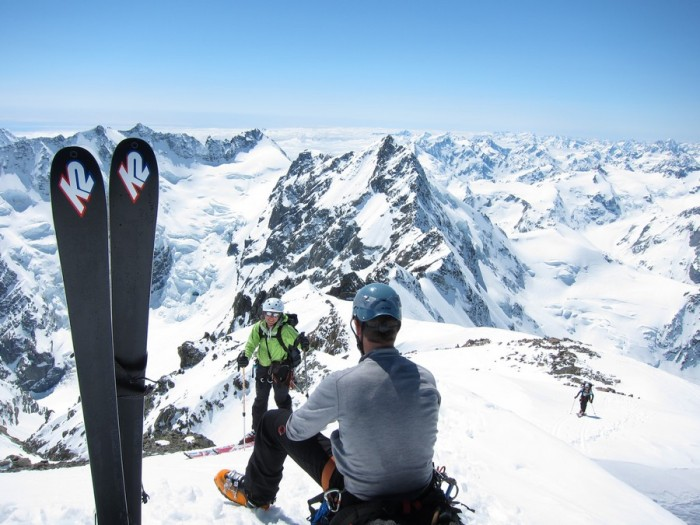 Summit of Mt Hamilton