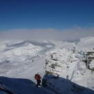 Doolans Loop ski tour from Remarkables Ski Field