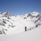 Joie de Vivre Glacier ski tour, Mt Cook N.P.