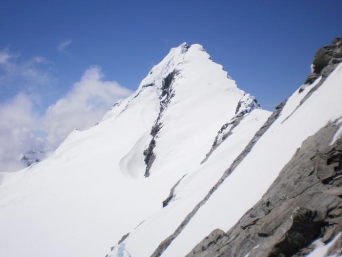 SW spur of Mt Mannering